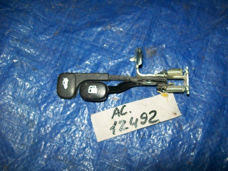 Ручка открывания багажника Hyundai Accent G4EC 2008