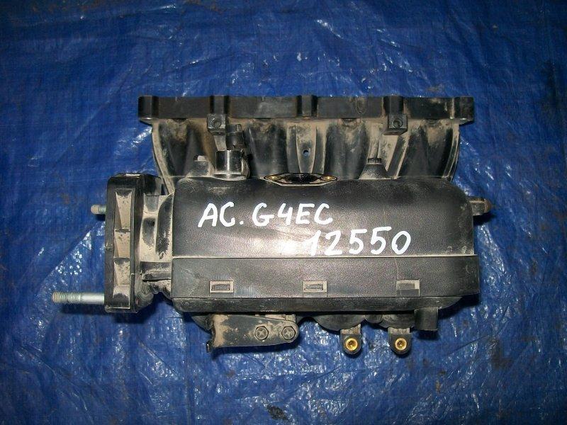 Коллектор впускной Hyundai Accent G4EC 2008