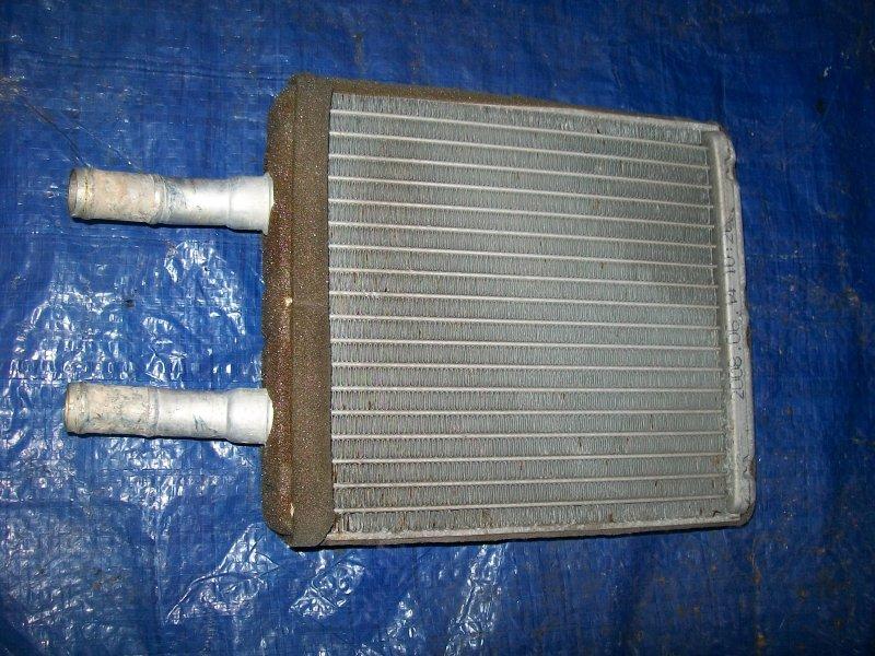 Радиатор печки Hyundai Accent G4EC 2008