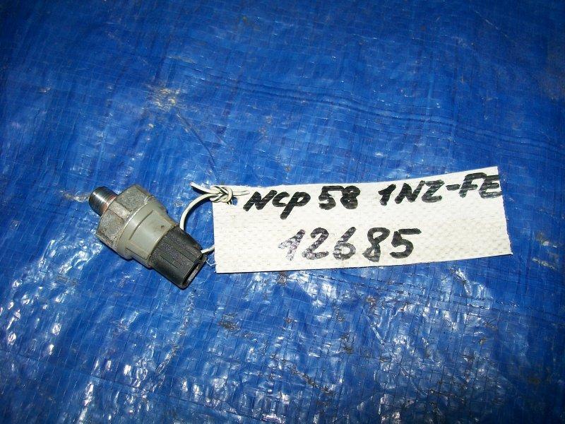 Датчик давления масла Toyota Probox NCP58 1NZ-FE 2003