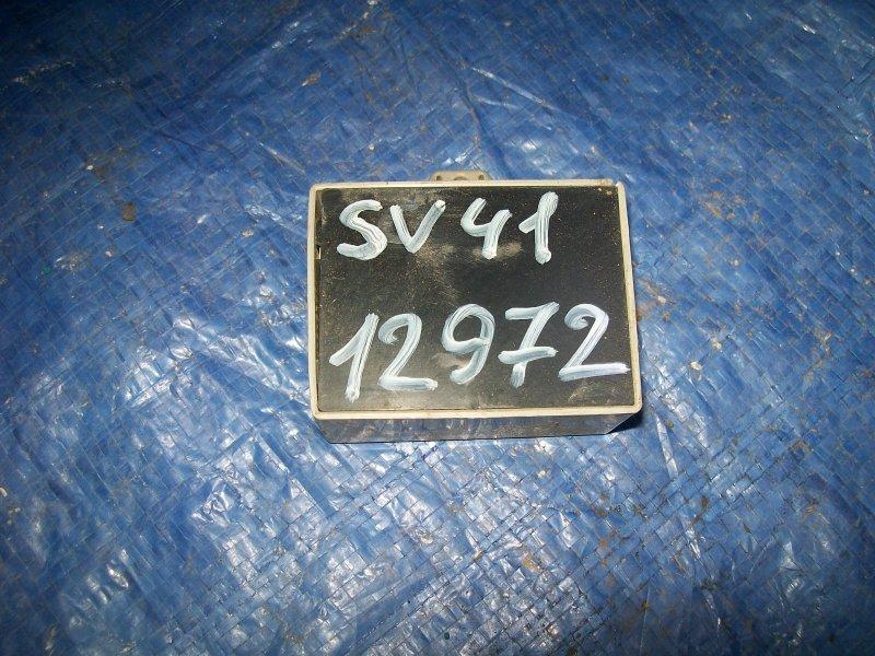 Реле неисправности ламп Toyota Camry SV41 3S-FE 1996