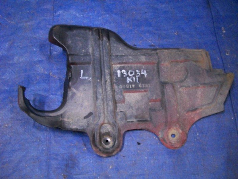 Пыльник двигателя Nissan March K11 CG10 2001 левый