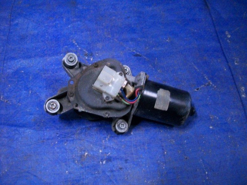 Мотор стеклоочистителя Nissan March K11 CG10 2001 передний