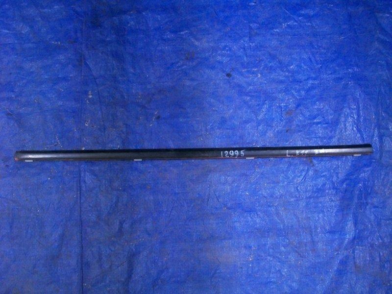 Молдинг стекла Nissan March K11 CG10 2001 передний левый
