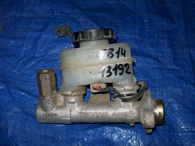 Цилиндр тормозной главный Nissan Sunny Lucino FB14 GA15 1994