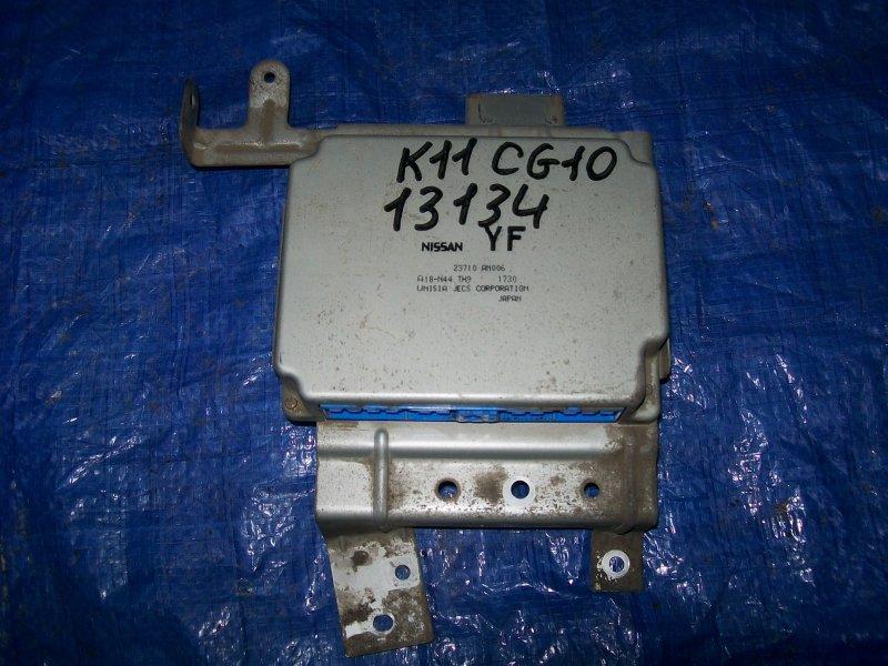 Блок управления двигателем Nissan March K11 CG10 2001
