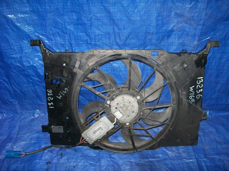 Диффузор радиатора Mercedes Benz A-Class W169 2007