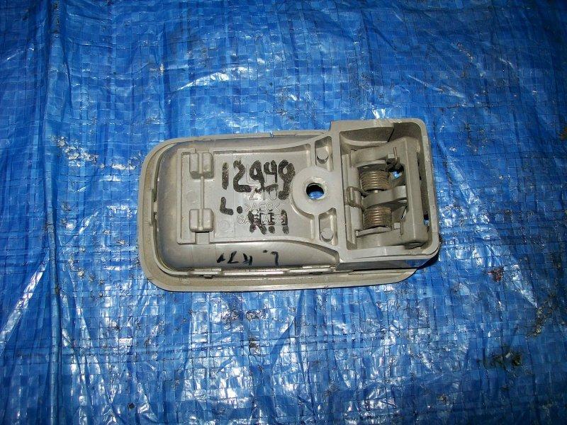 Ручка двери внутренняя Nissan March K11 CG10 2001 передняя левая