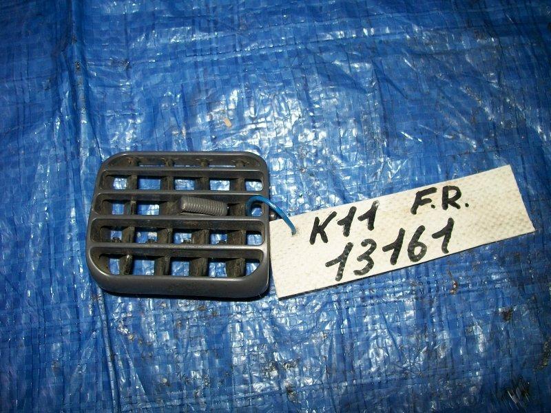 Воздуховод Nissan March K11 CG10 2001 правый