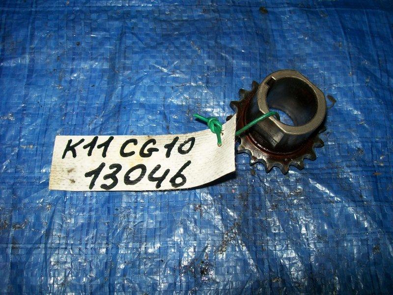 Шестерня коленвала Nissan March K11 CG10 2001
