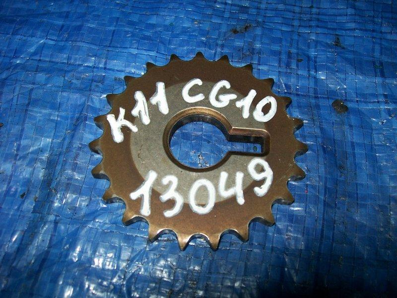 Шестерня распредвала Nissan March K11 CG10 2001