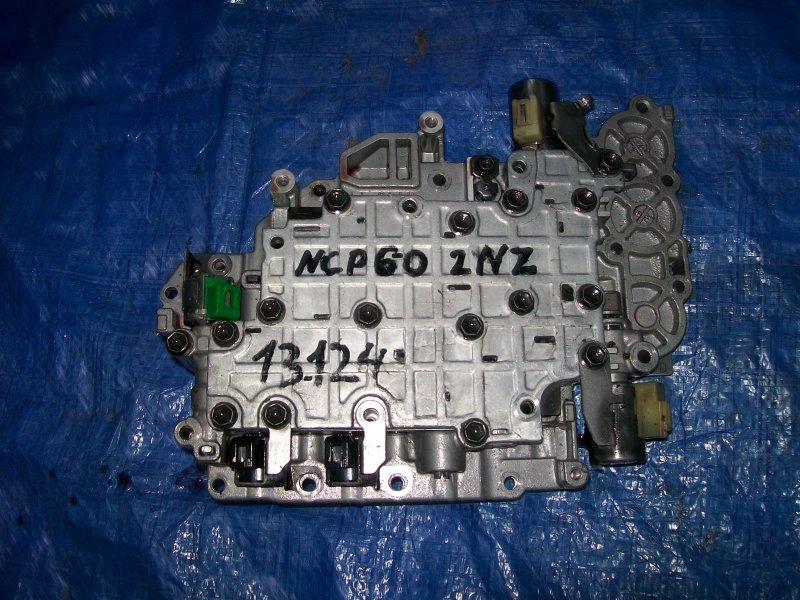 Гидроблок акпп Toyota Ist NCP60 2NZ-FE 2003