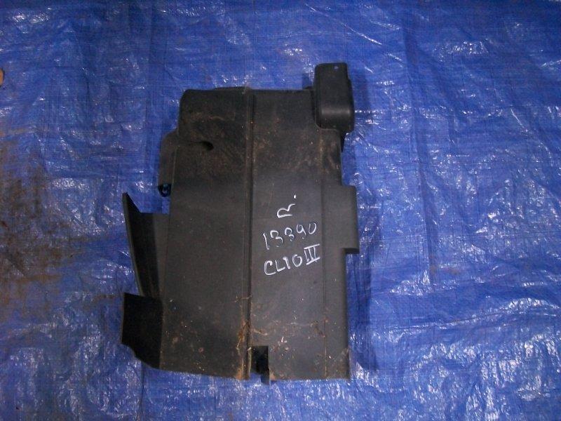 Защита радиатора Renault Clio 3 BR0 2007 правая