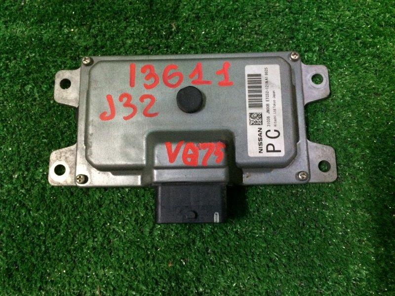 Блок управления вариатора Nissan Teana J32 VQ25 2008