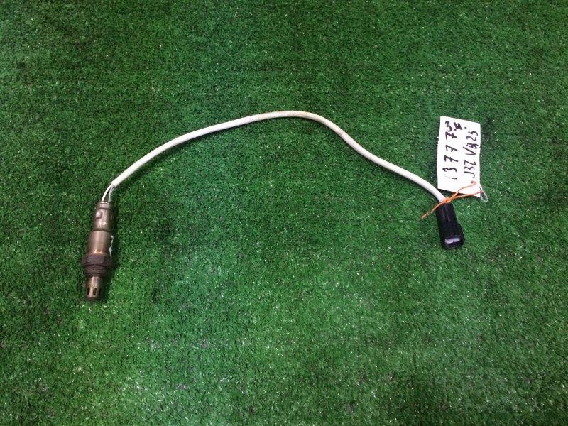 Датчик кислородный Nissan Teana J32 VQ25 2008 задний нижний