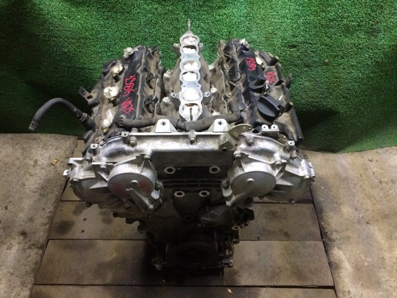 Двигатель Nissan Teana J32 VQ25 2008
