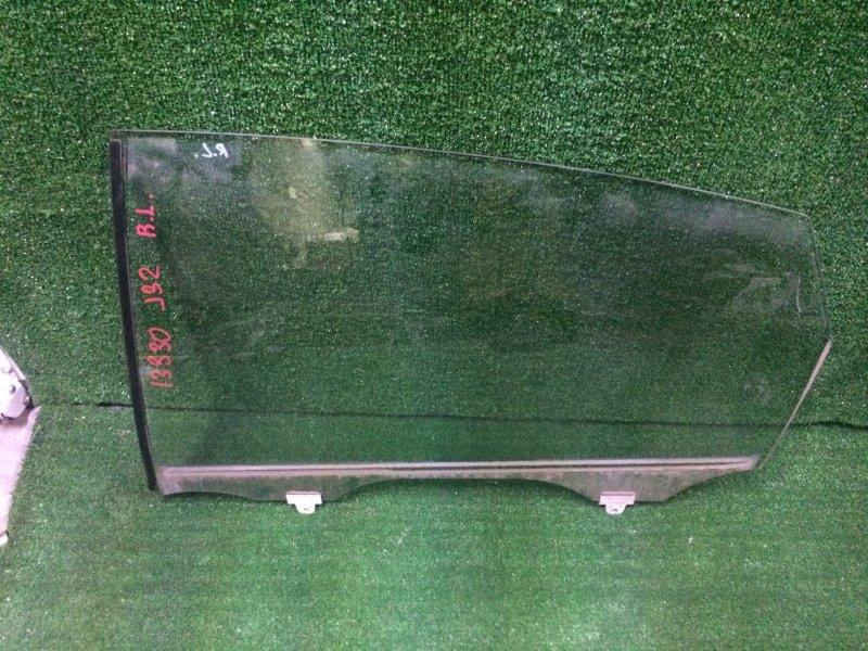 Стекло двери Nissan Teana J32 VQ25 2008 заднее левое
