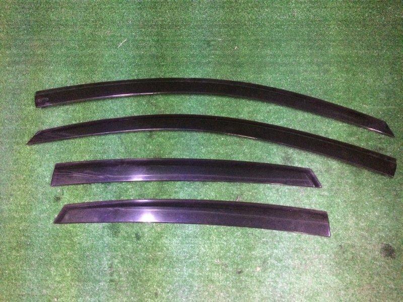 Ветровики комплект Nissan Teana J32 VQ25 2008