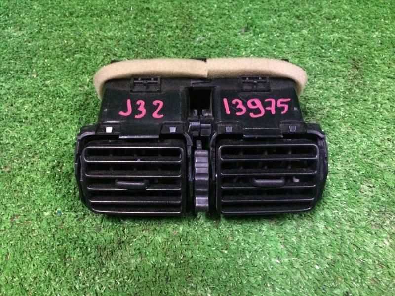 Воздуховод Nissan Teana J32 VQ25 2008 задний