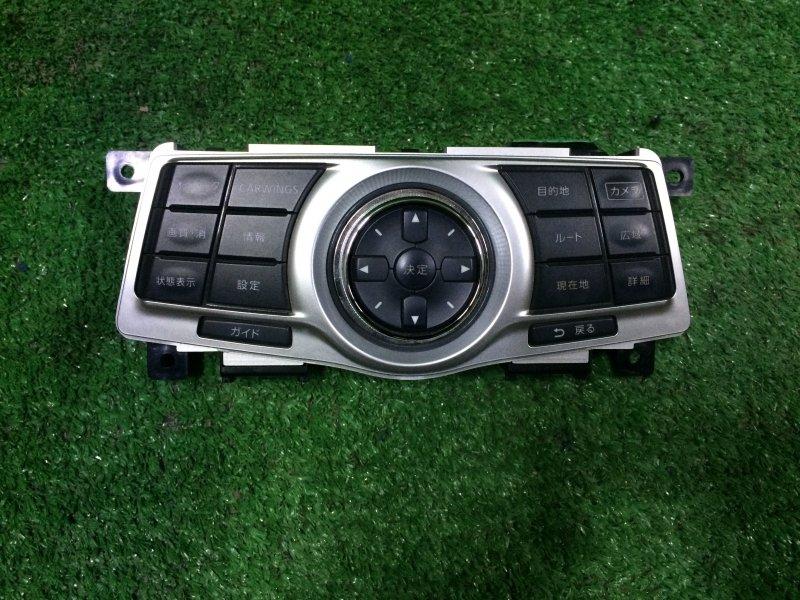 Пульт управления магнитолой Nissan Teana J32 VQ25 2008