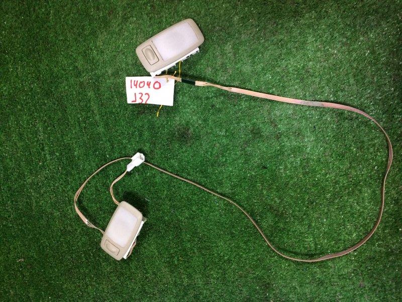 Плафон потолочный Nissan Teana J32 VQ25 2008 задний