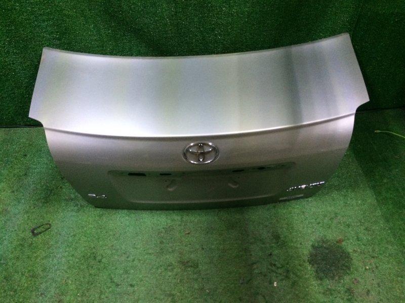 Крышка багажника Toyota Avensis AZT251 2AZ-FSE 2008