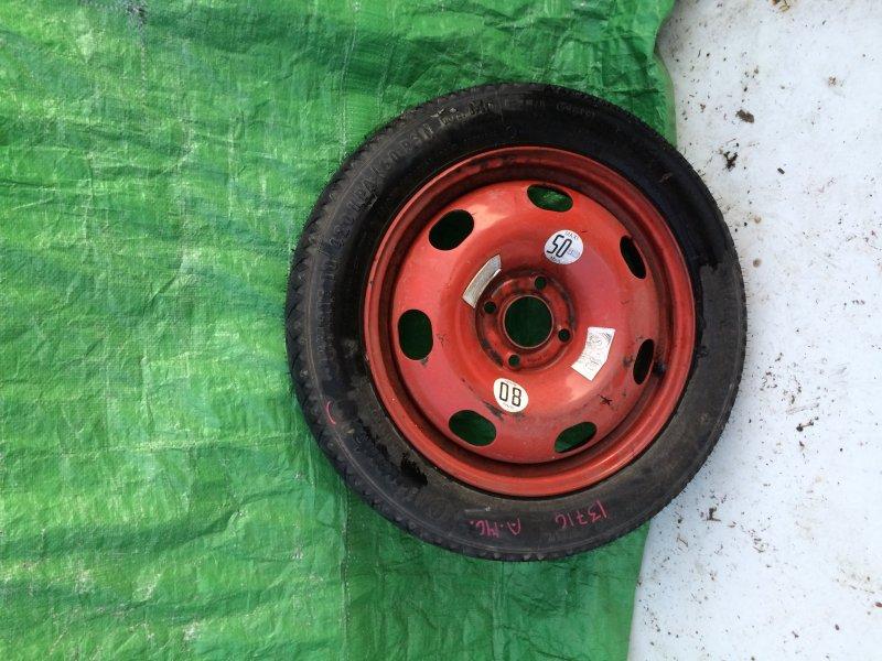 Запасное колесо Alfa Romeo 146 1.4 1998