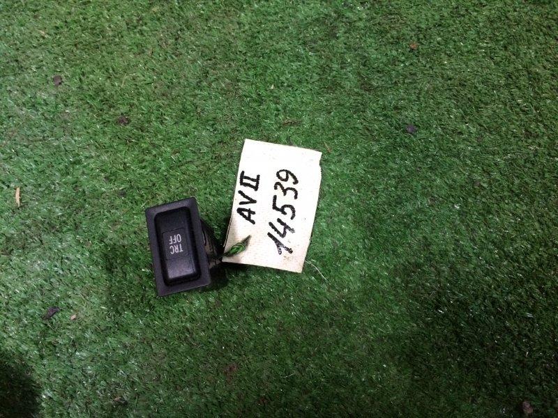 Кнопка отключения стабилизации Toyota Avensis AZT251 2AZ-FSE 2008