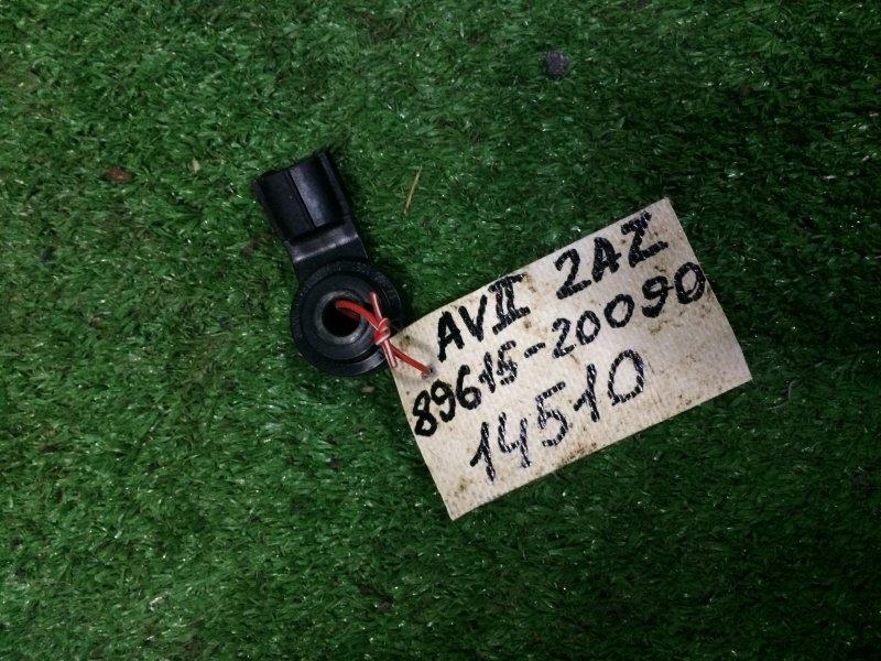 Датчик детонации Toyota Avensis AZT251 2AZ-FSE 2008