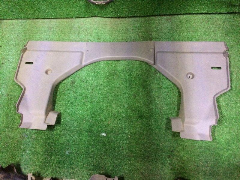 Обшивка салона Nissan Almera N16 QG15 2001 задняя