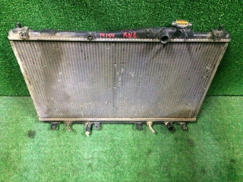 Радиатор охлаждения Honda Stream RN1 D17A 2001