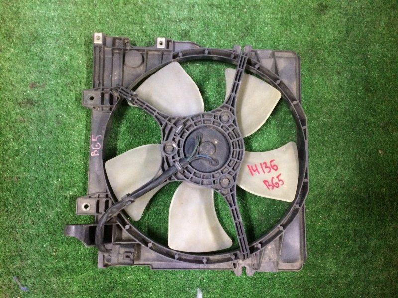 Диффузор радиатора Subaru Impreza GG 2002 левый