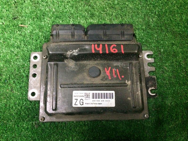 Блок управления двигателем Nissan Ad VY11 QG13 2003