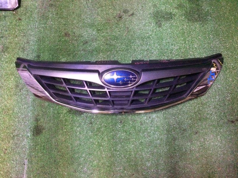 Решетка радиатора Subaru Impreza GH3 EL15 2008