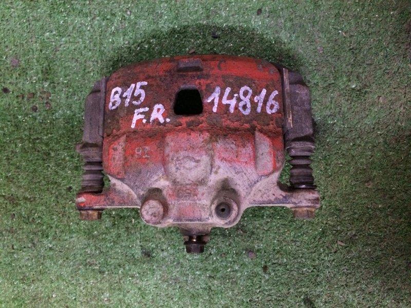 Суппорт Nissan Sunny SB15 YD22 1999 передний правый