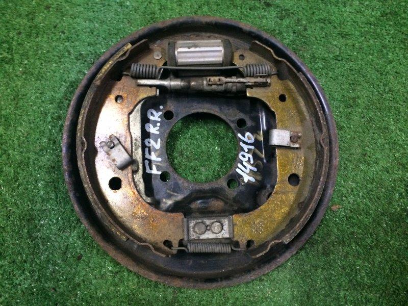 Механизм ручника Ford Focus 2 ASDA 2005 задний правый