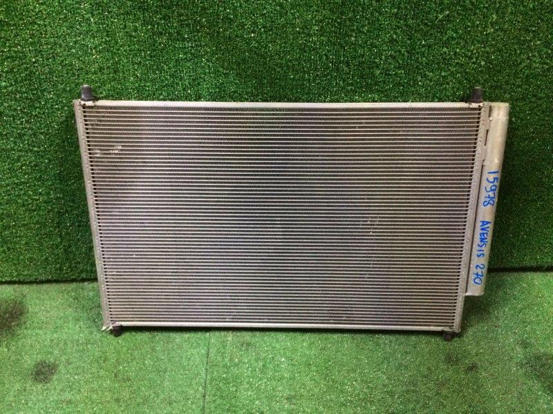 Радиатор кондиционера Toyota Avensis 270 2012