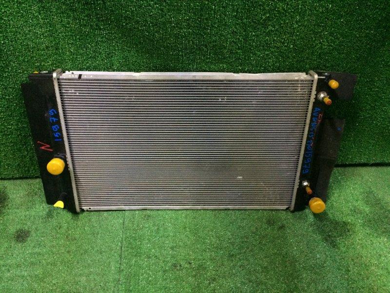 Радиатор охлаждения Toyota Avensis 270 2012