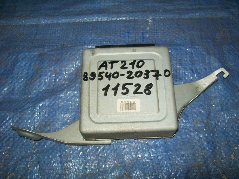 Блок управления abs Toyota Carina AT210 4AGE 1998