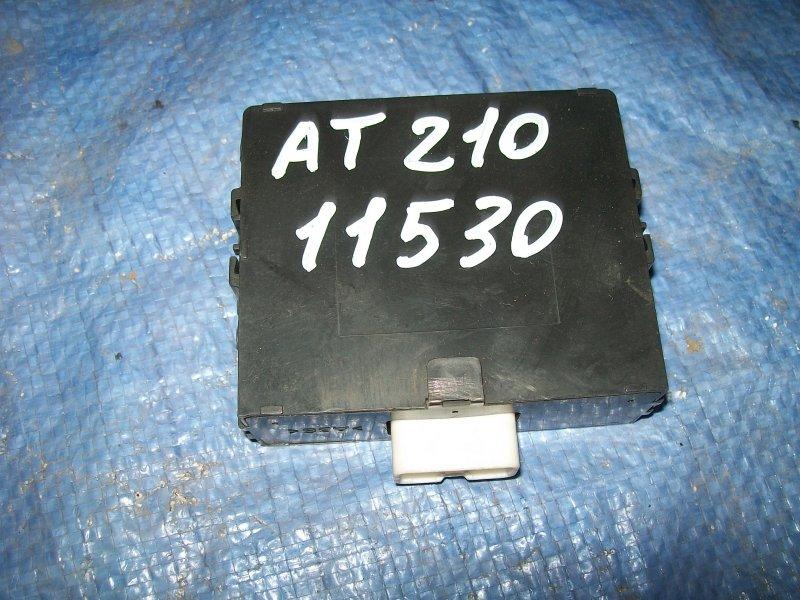 Блок управления центральным замком Toyota Carina AT210 4AGE 1998