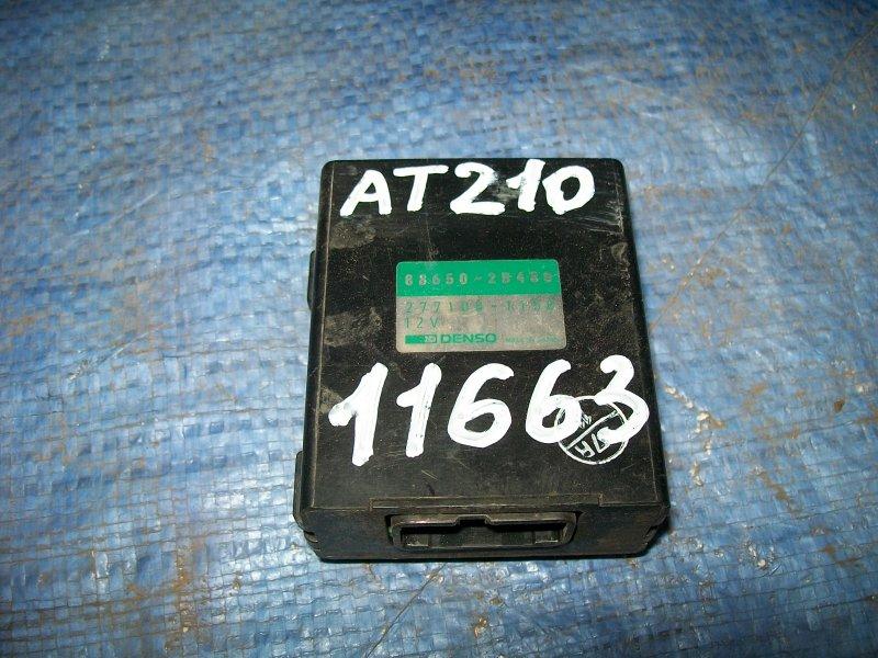 Блок управления печкой Toyota Carina AT210 4AGE 1998