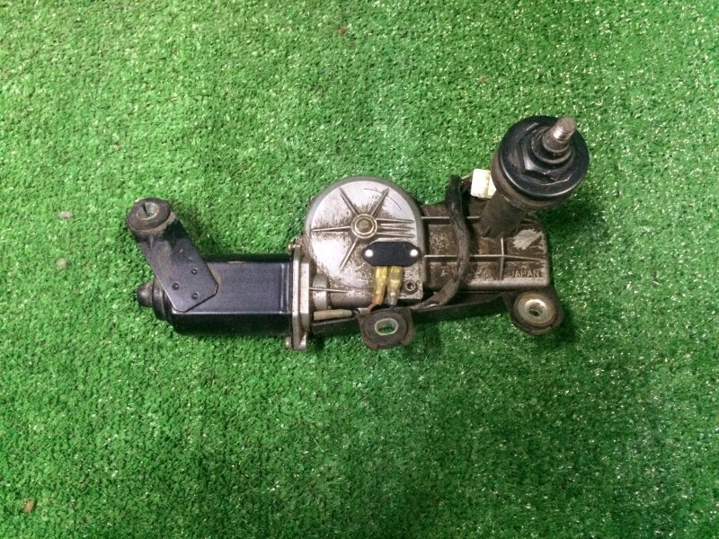 Мотор стеклоочистителя Nissan Sunny Lucino FB14 GA15 1994 задний