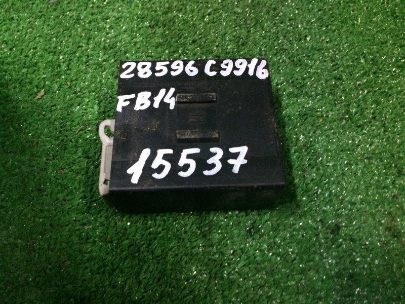 Блок электронный Nissan Sunny Lucino FB14 GA15 1994