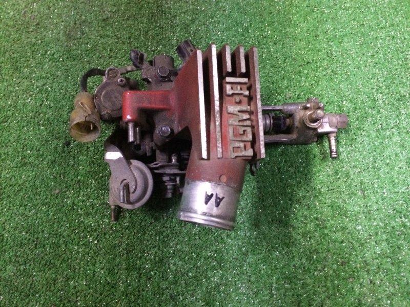 Заслонка дроссельная Honda City AA ER-T 1985