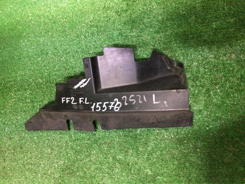 Защита радиатора Ford Focus 2 ASDA 2005 передняя левая