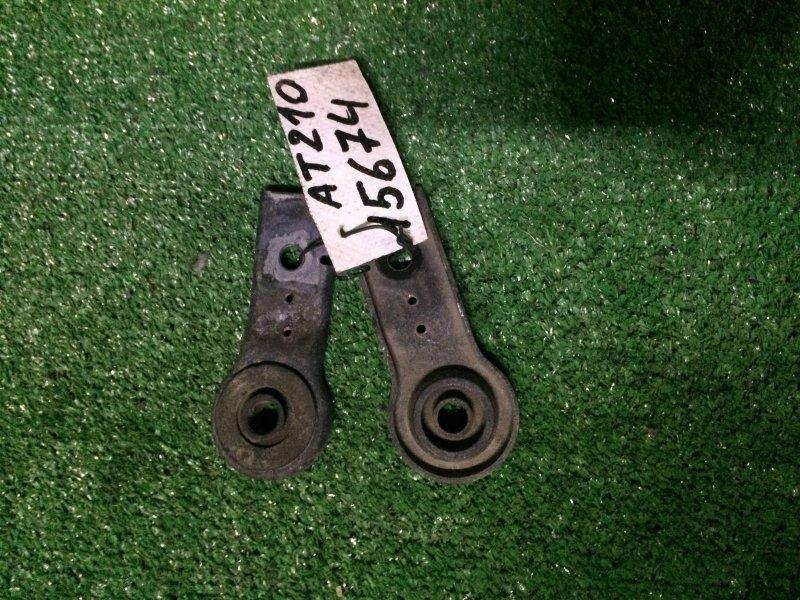 Крепление радиатора Toyota Carina AT210 4AGE 1998 верхнее