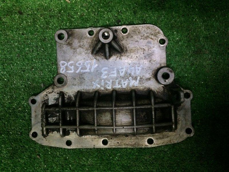 Крышка акпп Hyundai Matrix FC G4ED 2004 задняя