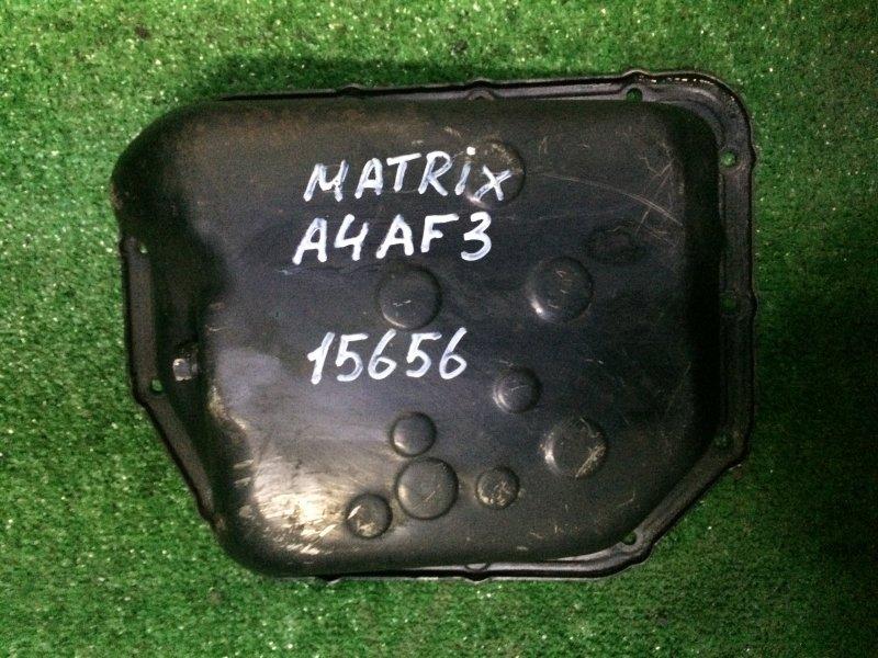 Поддон акпп Hyundai Matrix FC G4ED 2004