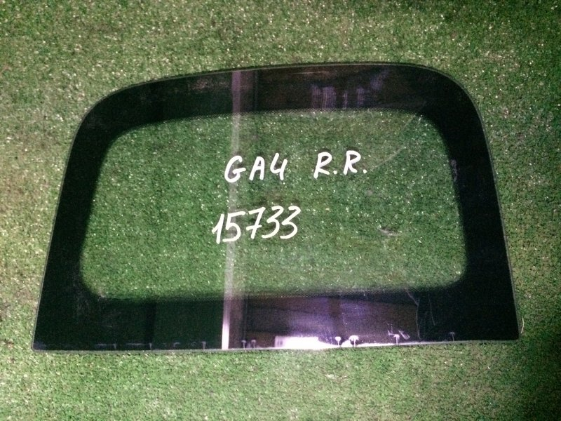 Стекло кузова Honda Capa GA4 D15B 1999 заднее правое