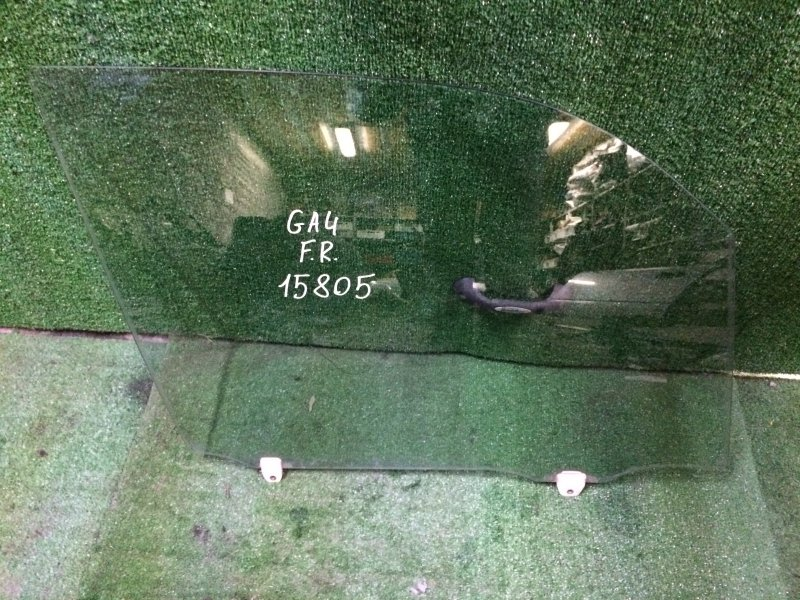 Стекло двери Honda Capa GA4 D15B 1999 переднее правое
